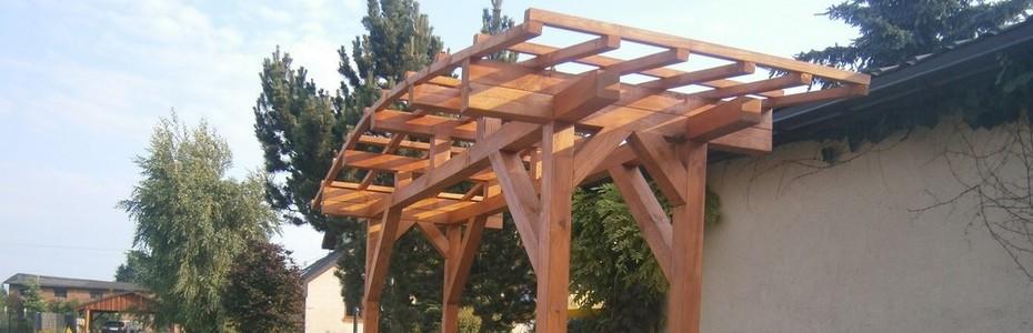 Drewniane Altany Pergole Radom Projekt I Montaż